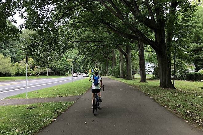 Irondequoit Lakeside Multi-Use Trail Irondequoit Lakeside Multi-Use Trail Photo Courtesy of Anthony Le