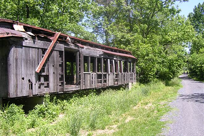 Ironton Rail-Trail | Pennsylvania Trails | TrailLink