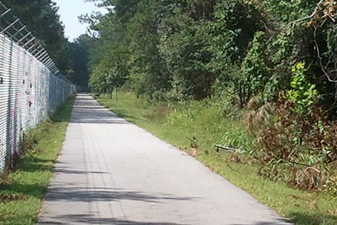 Jacksonville-Camp LeJeune Rail-to-Trails
