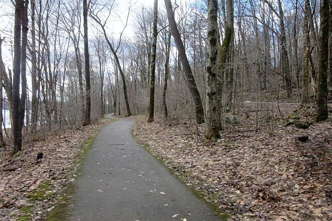 John C. Oliver Multi-Purpose Loop Trail Trail - April 2015 Trail -April 2015