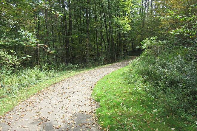 John C. Oliver Multi-Purpose Loop Trail the trail the trail