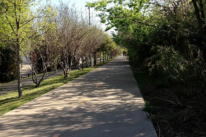 Katy Trail (Dallas) Katy Trail April '13