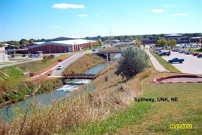 Kearney Hike and Bike Trail Cottonmill - Fort Kearny Trail Canal through UNK
