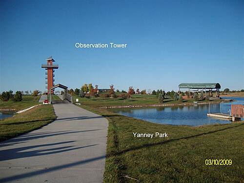 Kearney Hike and Bike Trail Cottonmill - Fort Kearny Trail Yanney Park