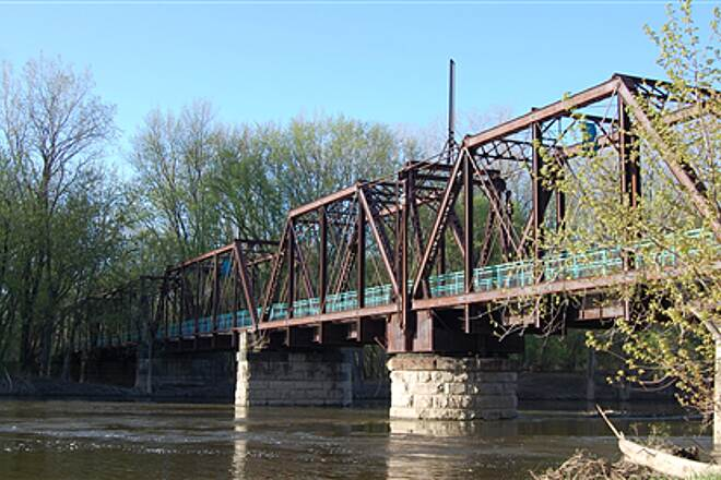 Kent Trails Kent Trails Bridge The Long Bridge
