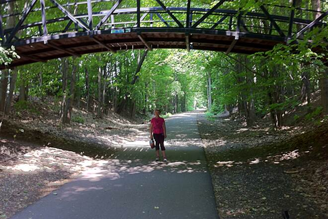 Kent Trails Kent Trails -Golf Cart Bridge Between 78th and 84th