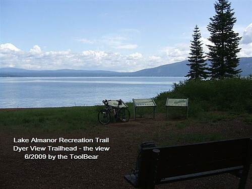 Lake Almanor Recreation Trail LAKE ALMANOR RECREATION TRAIL