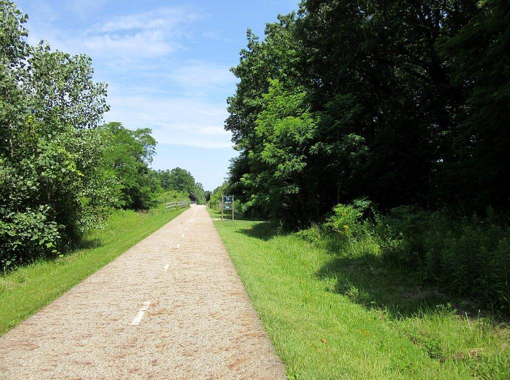 Lake Metroparks Greenway Corridor July 2015  Along the trial-July 2015