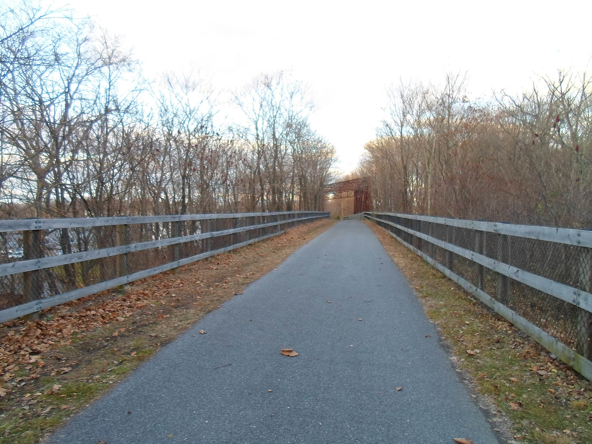 Lebanon Valley Rail-Trail Lebanon Valley Rail Trail Approaching the restored iron bridge in Cornwall.