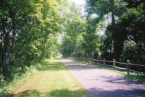 Lebanon Valley Rail-Trail  Votnesll