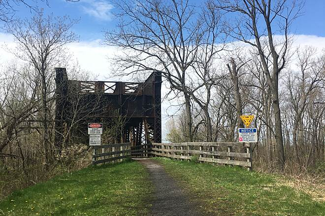 Lehigh Valley Trail New York Trails Traillink