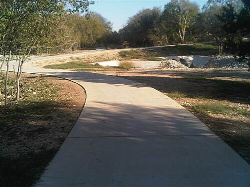 Leon Creek Greenway