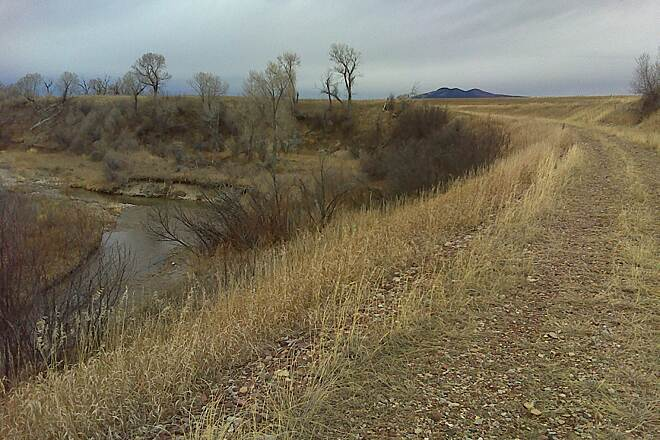 Lewistown City Trail System  Trail by Cottonwood Creek Trail by Cottonwood Creek
