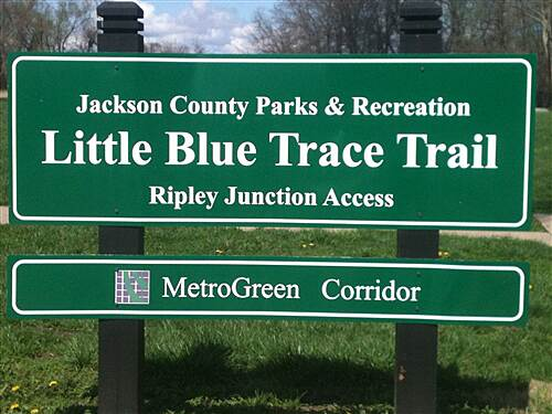 Little Blue Trace Trail Little Blue Trace Little Blue Trace