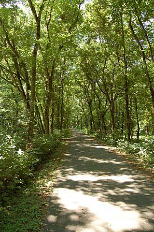 Little Miami Scenic Trail Rural scenery abounds Enjoy the quiet and fresh air