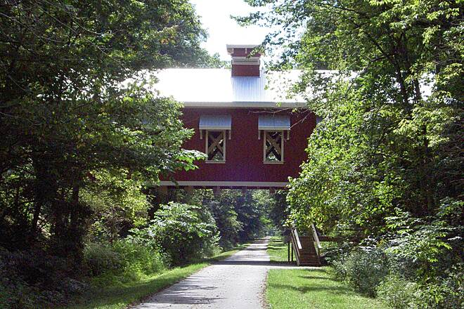 Little Miami Scenic Trail Xenia to Yellow Springs  Xenia to Yellow Springs Sept 2014