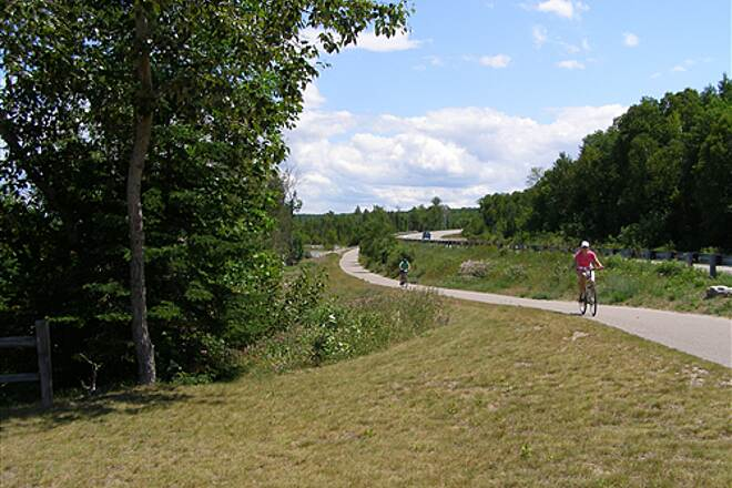 Little Traverse Wheelway Little Traverse Wheelway Along the Highway