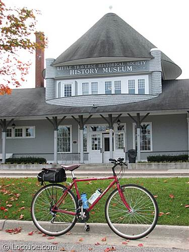 Little Traverse Wheelway Depot/Museum