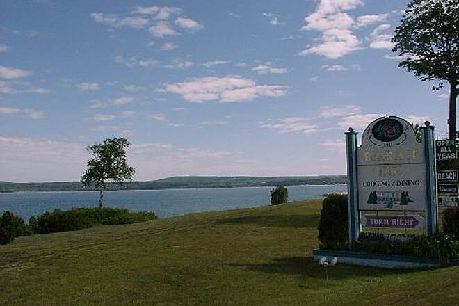 Little Traverse Wheelway Bay View Over 400 Victorian homes are located in this area.
