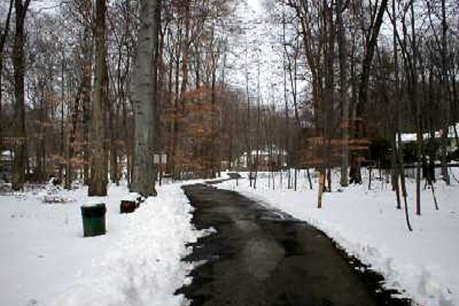 Loantaka Brook Reservation Trail Loantaka Trail