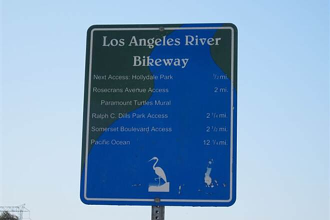 Los Angeles River Trail LARIO:  LOWER RIO HONDO BIKEWAY What happened to this LARIO Trail?