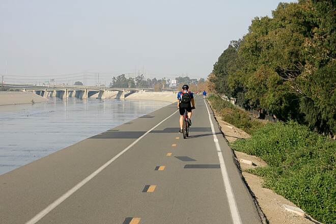 Los Angeles River Trail LARIO Trail