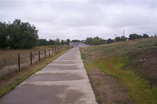 Loveland Recreation Trail Up Wilson Ave to connect to West Portion