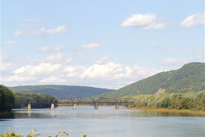 Luzerne County National Recreation Trail  Scenic view