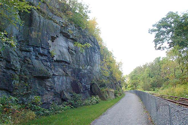 Luzerne County National Recreation Trail  Trail picture