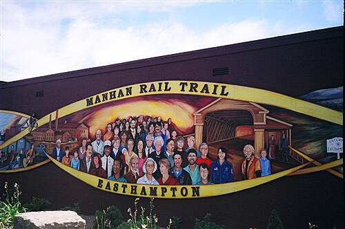 Manhan Rail Trail