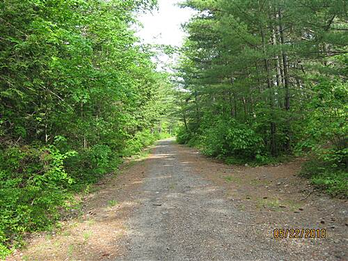 Mason Railroad Trail Very secluded trail Taril can be biked for 8.9 miles