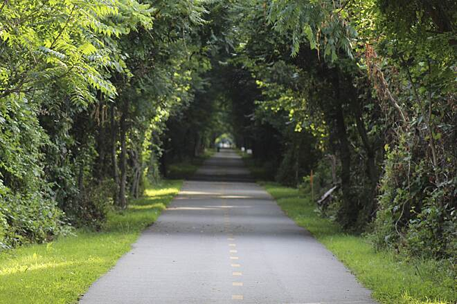 Mass Central Rail Trail NRT -