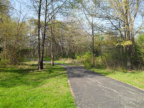 Meramec Greenway Trail Spring on the Trail Spring on the Trail