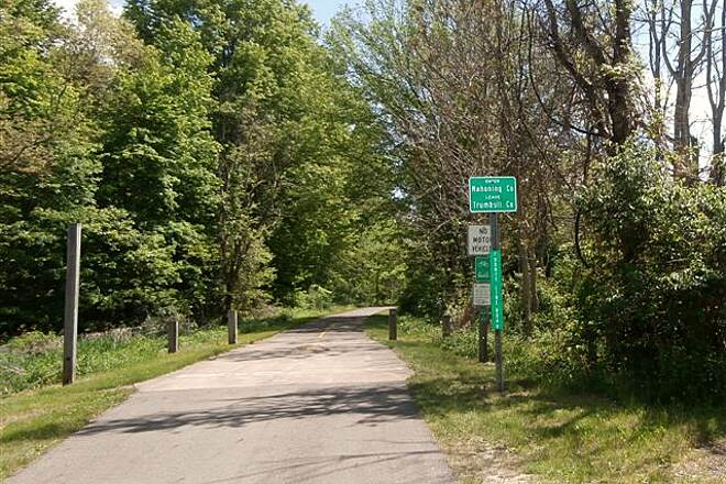 MetroParks Bikeway County Line -May 2014 County Line-May 2014