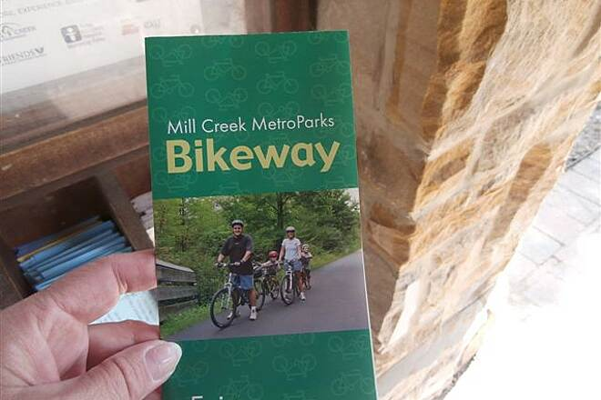 MetroParks Bikeway Metro Parks Flyer Flyer-May 2014