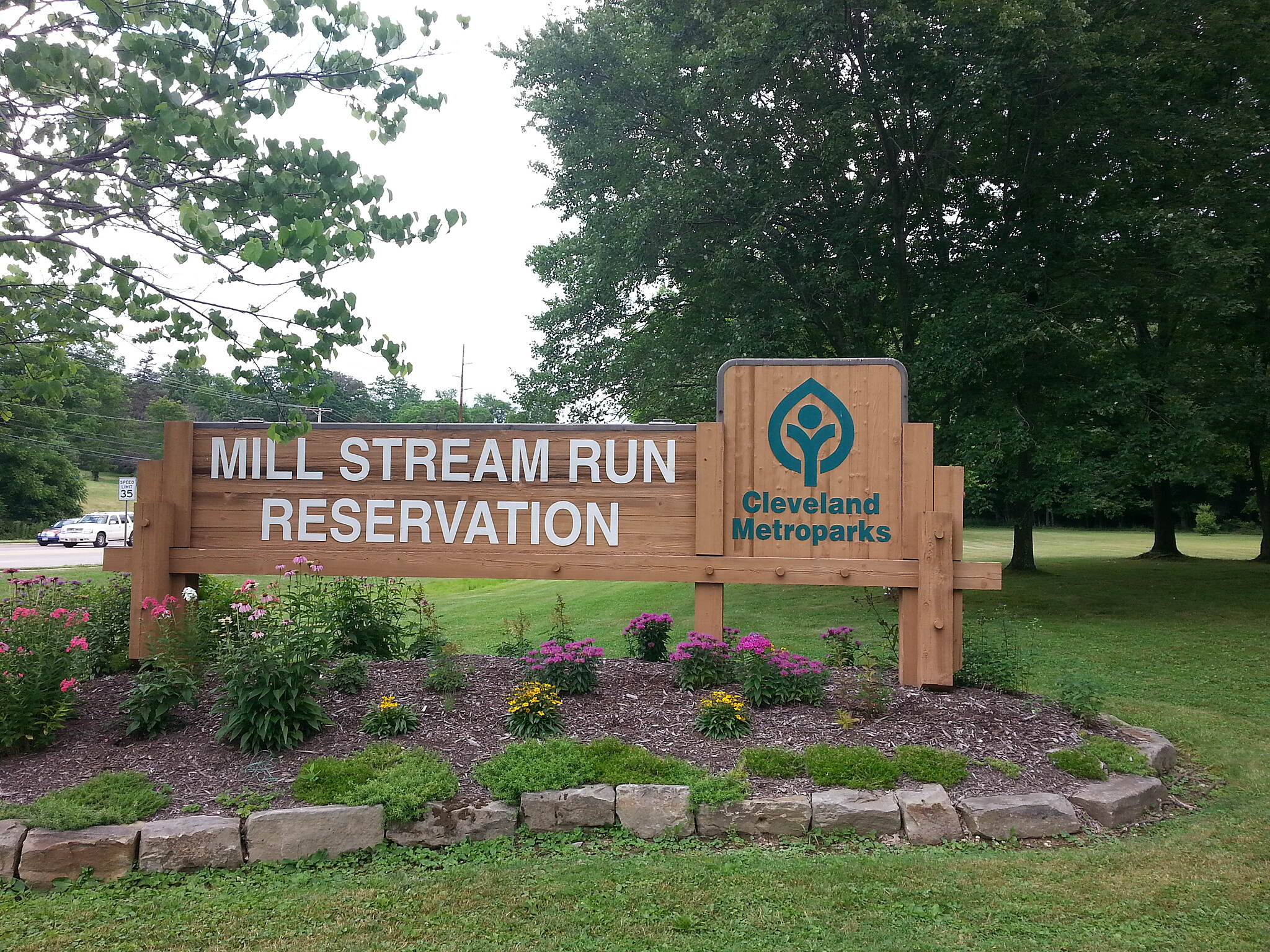 Mill Stream Run Reservation All Purpose Trail Mill Stream Run Nice to ride .