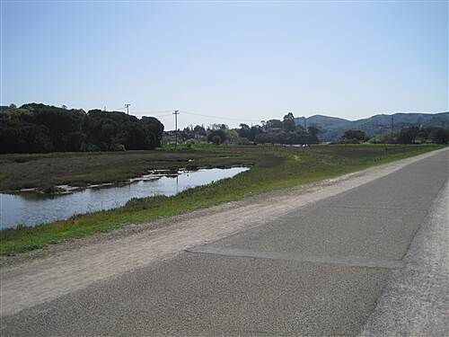 Mill Valley/Sausalito Multiuse Pathway Mill Valley Marsh Mill Valley Marsh
