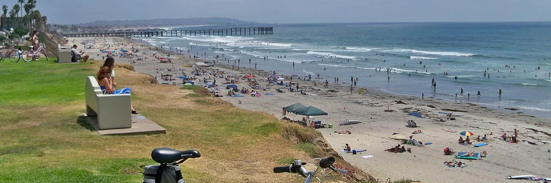 Mission Beach Pacific Boardwalk