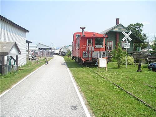 Missisquoi Valley Rail-Trail