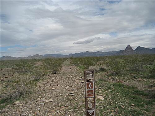 Mohave and Milltown Railroad Trail