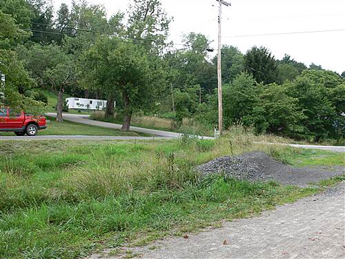 Mon River Trail North van voorhis rd access parking included