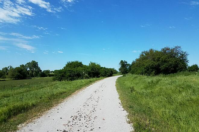 MoPac Trail East Mopac East Elmwood Mopac East Elmwood, June 2017.