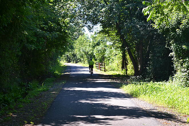 Bloomsburg Wheelchair Accessible Trails & Trail Maps
