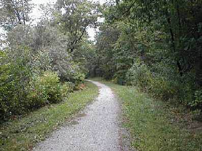 Narrow-Gauge Rail-Trail