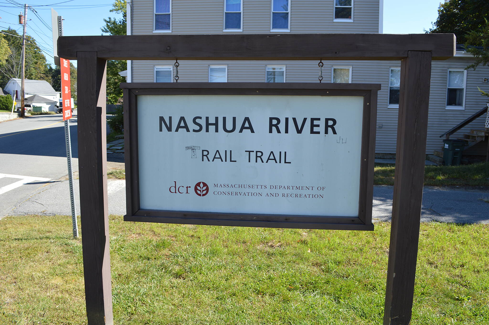 Nashua River Rail Trail Nashua River Rail Trail Great Trail