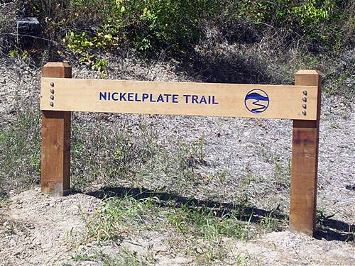 Nickel Plate Trail Nickel Plate North
