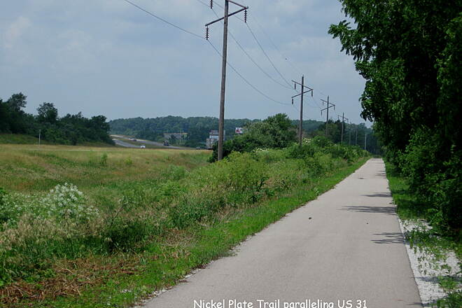 Nickel Plate Trail US 31 & Trail