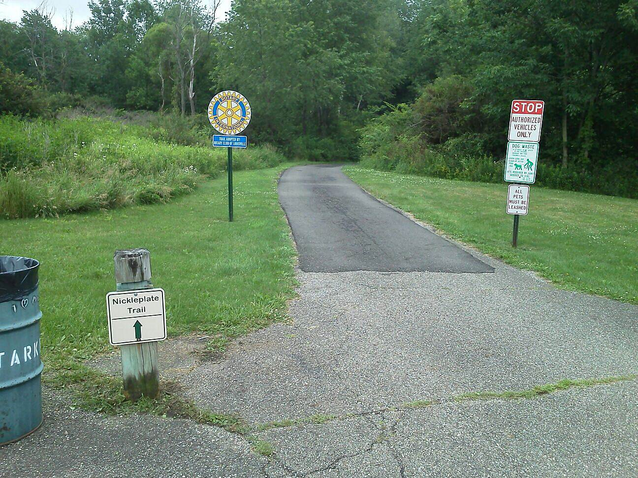 Nickelplate Trail (OH) July 5 2013