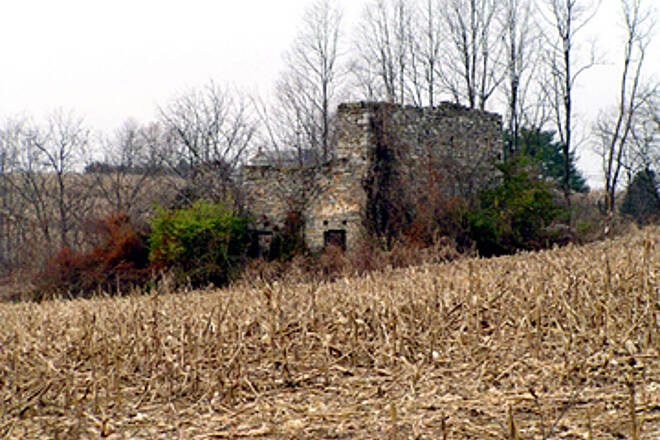 Nor-Bath Trail Fort Allen-Brown A photo taken from the trail.