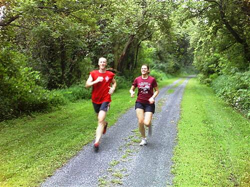 Nor-Bath Trail  Breakfast Club Runners